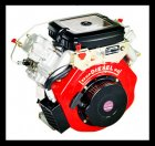 BQS 2V86F 840cc 20hp V-Twin Cylinder Air Cooled Diesel Engine