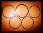 Piston Ring Set fits for Robin EH12/EH12-2D Gas Engine