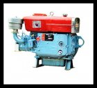 BQS ZS1100 15hp Horizontal Water Cooled 4-stroke Diesel Engine