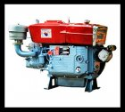 BQS-ZS1115 20hp Horizontal Water Cooled 4-stroke Diesel Engine